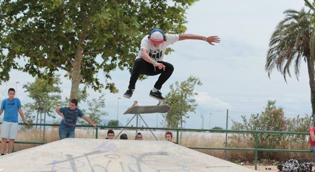 Vídeo y resultados de la competición de SKATE de ALMUSSAFES, Valencia 24-05-2014