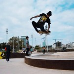 Lucas Amador - Tuck knee Grab - Entrevista Sex and Skate and Rock n Roll