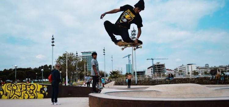 Entrevista con Lucas Amador (Skater y músico)