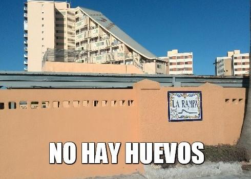 killer ramp, ramp building, edificio la rampa, el perellonet, el perelló, the biggest ramp