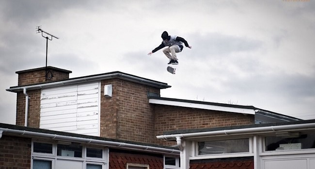 INTERVIEW WITH DAVE WALLACE (Pro skater from England)