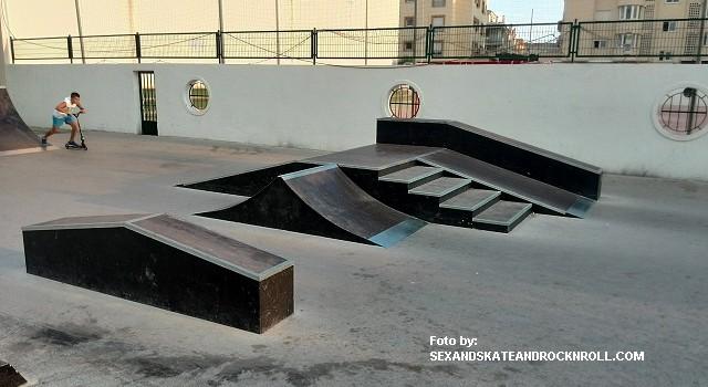 SKATEPARK MORAIRA-TEULADA