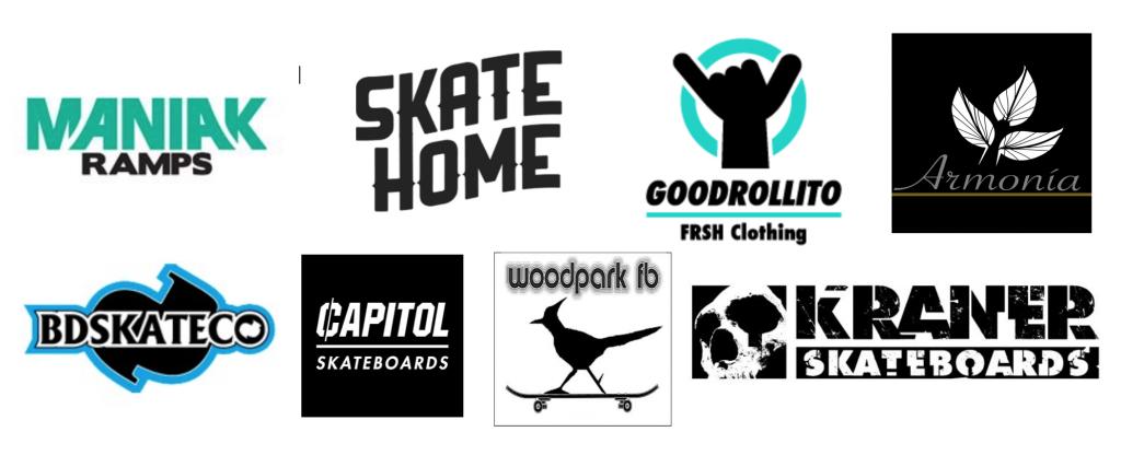 Skatebrands Logos