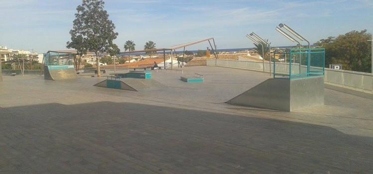SKATEPARK JÁVEA (Alicante)