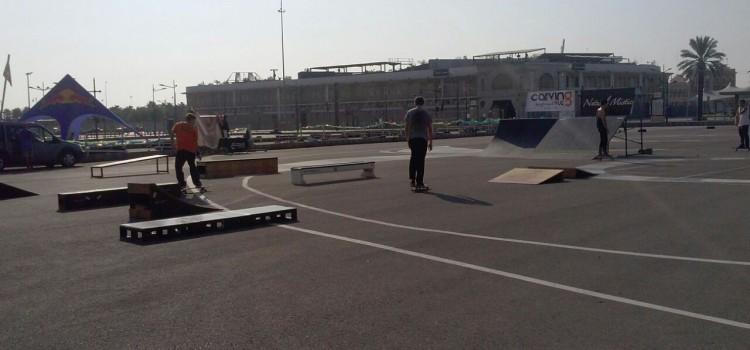 DONES A L´EXTREM – Competi skateboarding