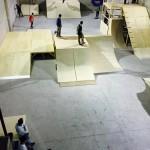 Foto general del zpark Indoor con los módulos
