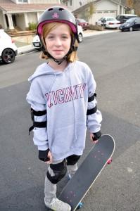 Un skate es el regalo perfecto para niños y niñas pequeños