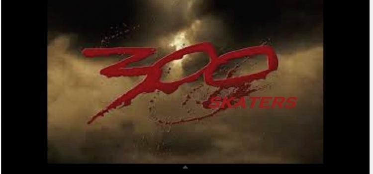 300 skaters en facebook siguiendo sexandskateandrocknroll.com