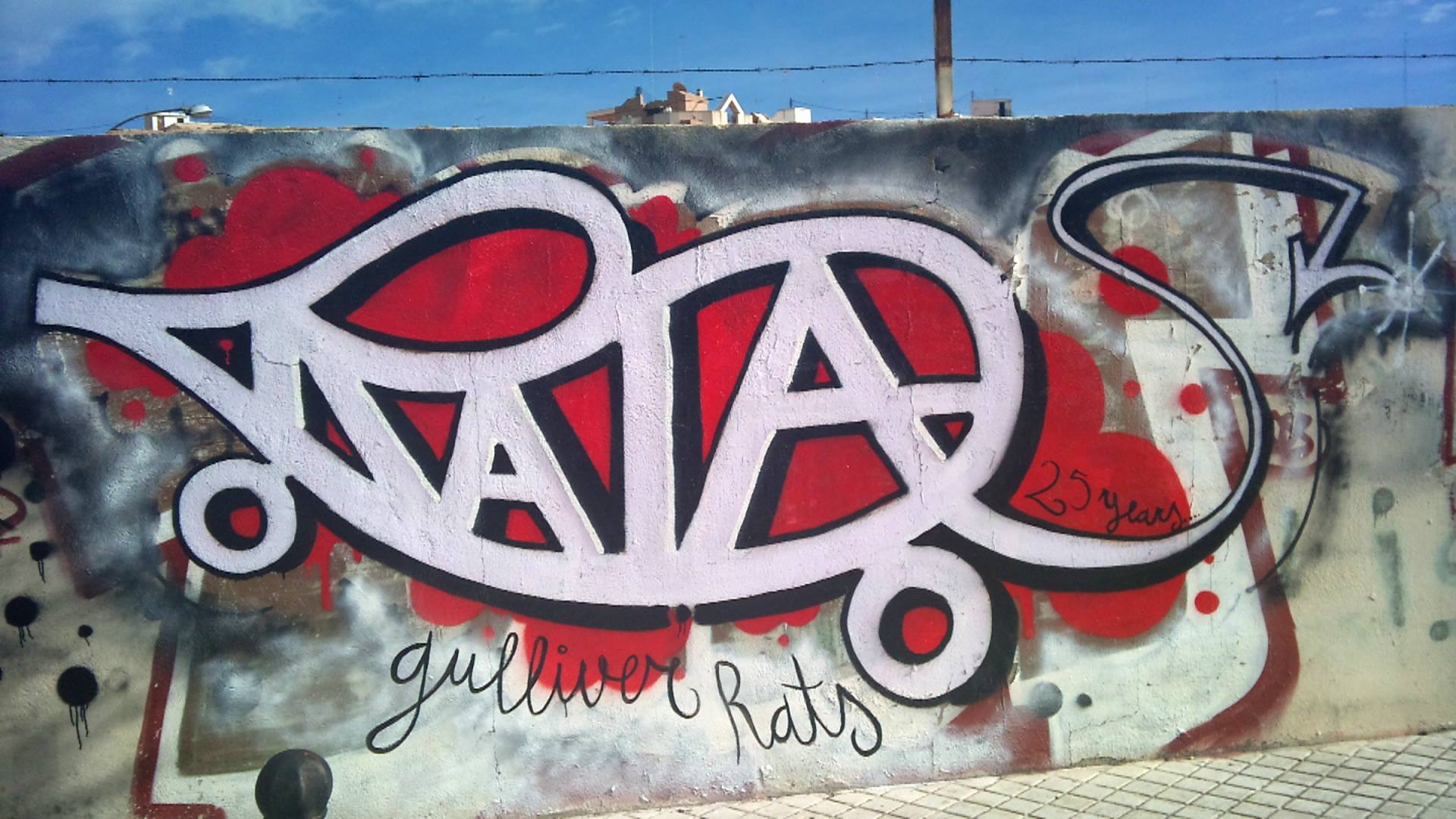Fotos de graffitis de skate olvin abarca graffiti gulliver rats cuervo sex and skate urban altavistaventures Images