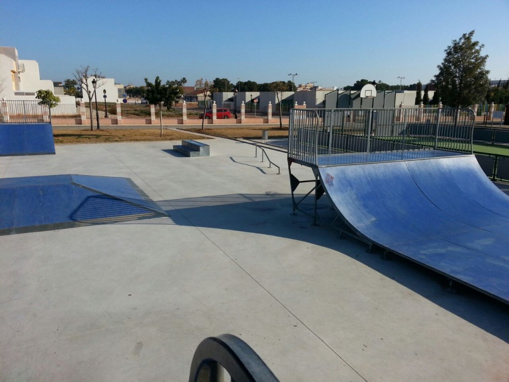 skate en Rafelbuñol