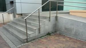 Escalones para skate en Murcia
