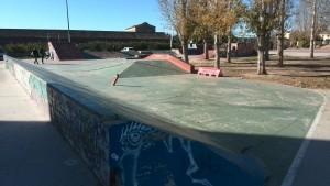 Vista General 1 Skatepark Sueca