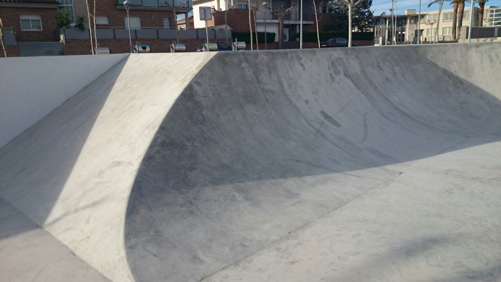 Detalle entre plano y bowl de Santa Bárbara