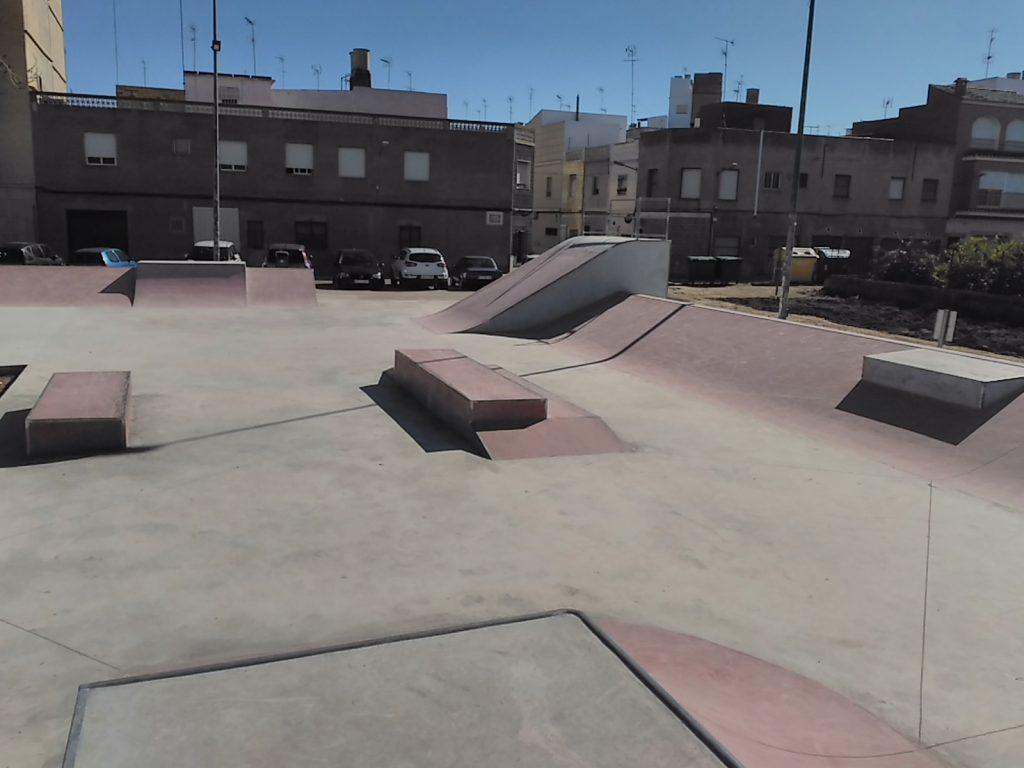 sueca-skatepark-street