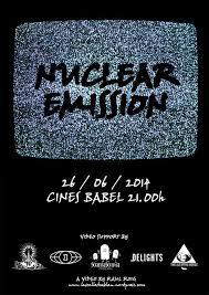 Cartel de la presentación del DVD