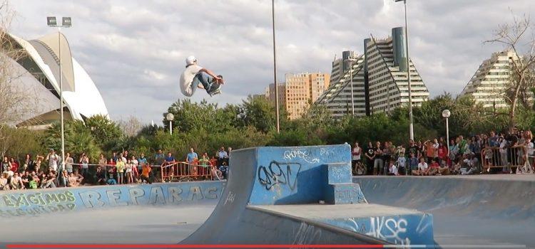 Competición de skate 25 Aniversario del Gulliver