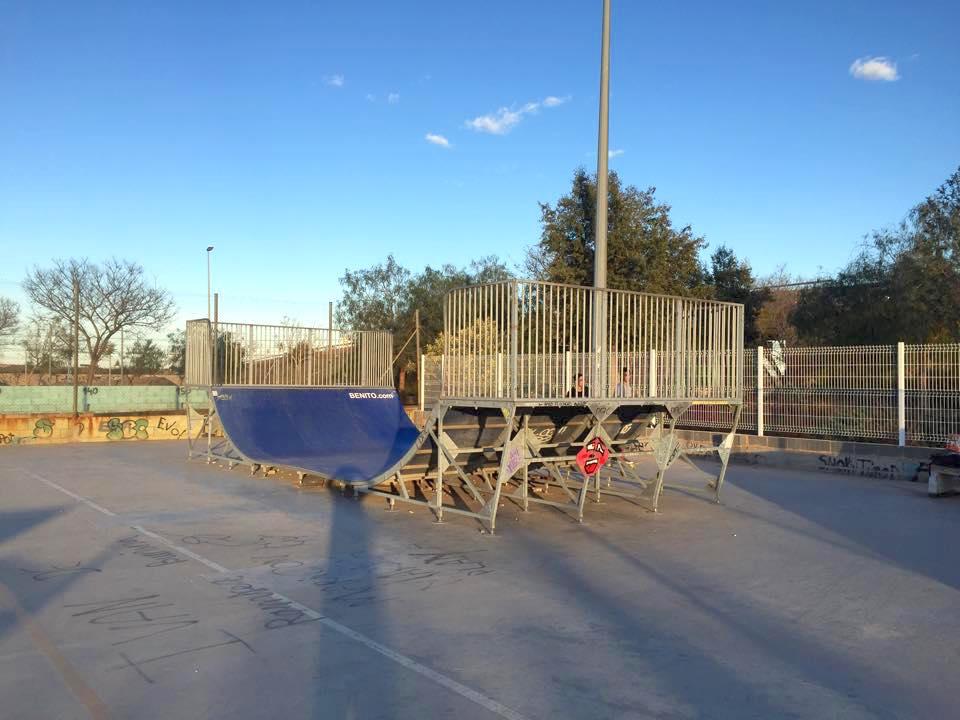 Foto-miniramp-mini-ramp-skatepark-villarreal-castellón