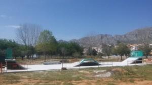 Foto-skatepark-Beniarbeig-alicante-Maniak-ramps