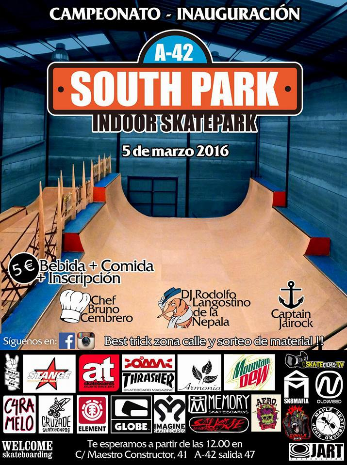 5-marzo-South-Park-Toledo-indoor