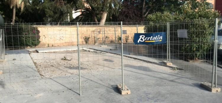 R.I.P. Skatepark de Jardín de Ayora