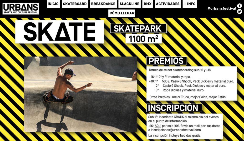 Urbansfestival-valencia-skateplaza-sábado-10-septiembre-2016