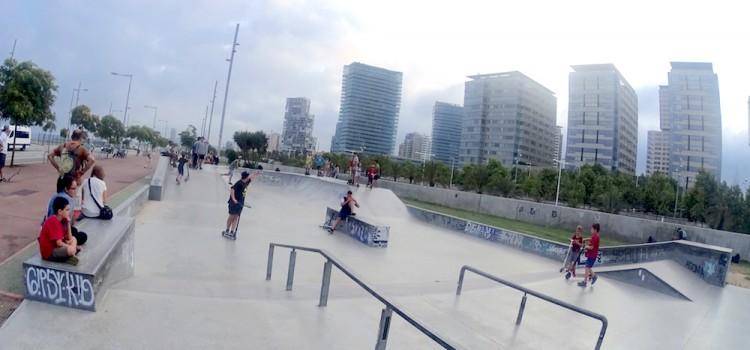 Skatepark FORUM de BARCELONA