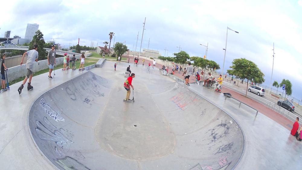 skatepark-forum-BCN-Barcelona-skatepark-bowl-rampas