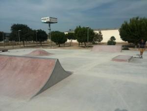 Massanassa skateplaza