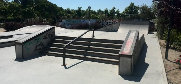 Skatepark VILLANUEVA DE LA CAÑADA
