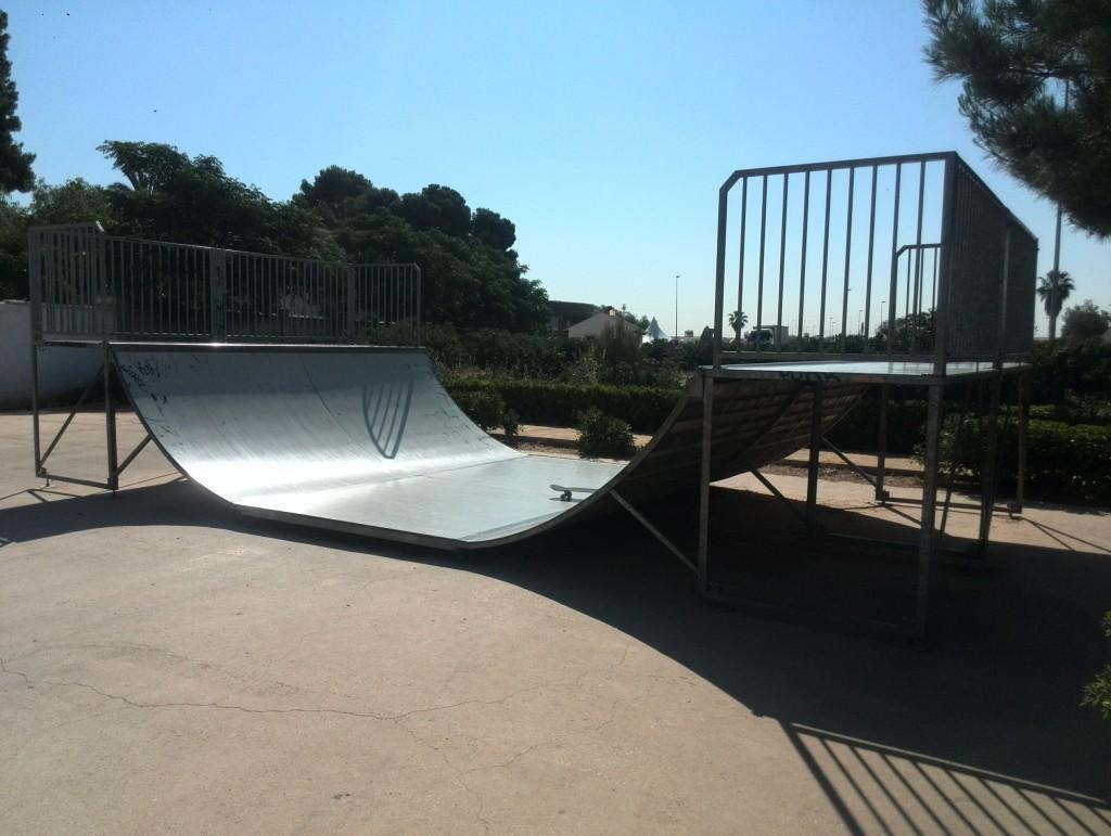 Foto-Mini-ramp-Albal-Valencia-Beniparrell