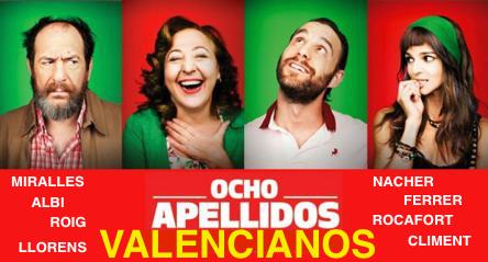 OCHO APELLIDOS VALENCIANOS