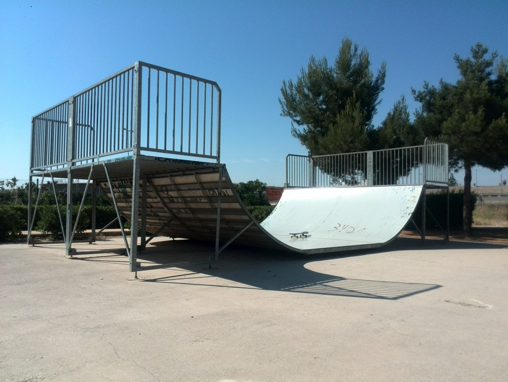 Foto-skatepark-Mini-ramp-Albal-Beniparrell-Valencia