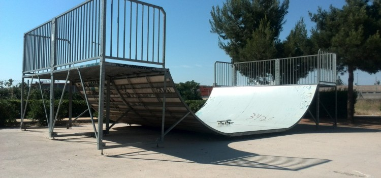 ALBAL mini ramp