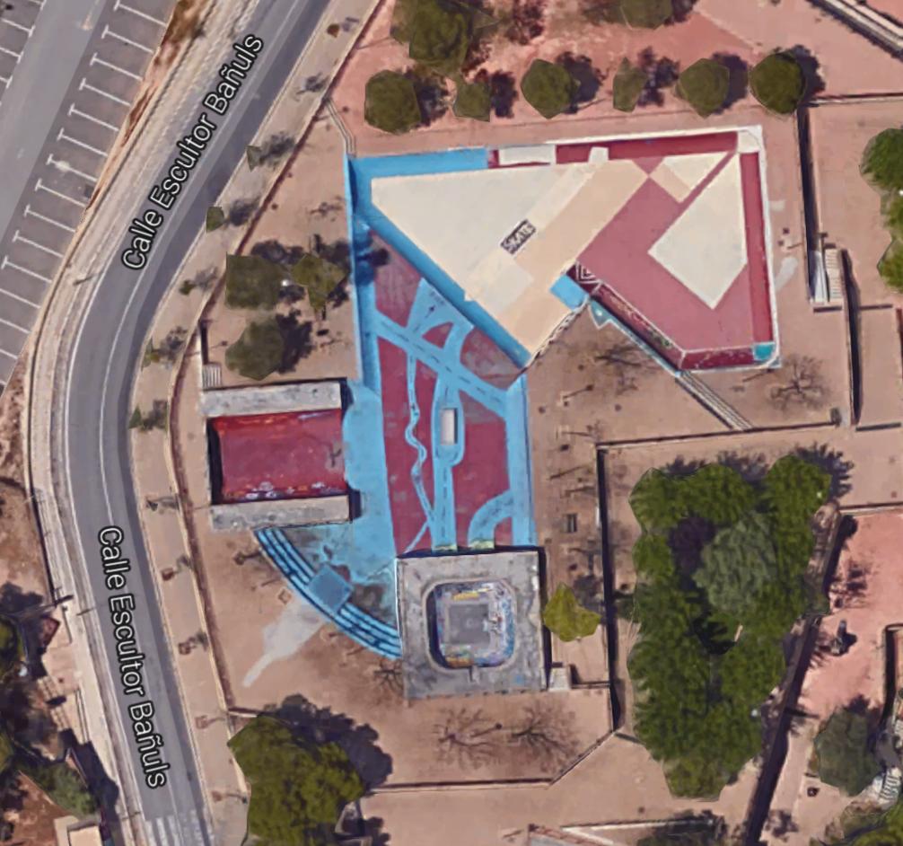 cómo-llegar-skatepark-alicante-vista-superior-monte-tossal