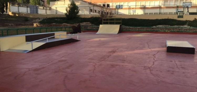 Requena-skatepark-oneloveskateramps