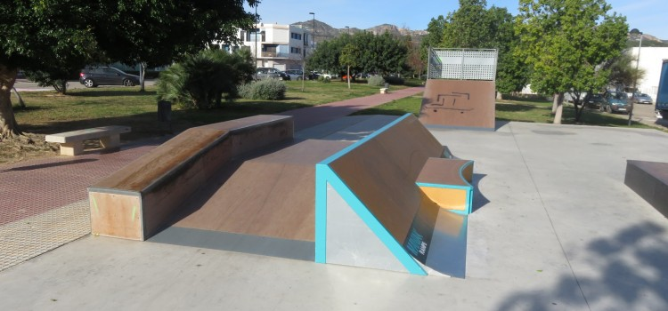 Skatepark de XERESA