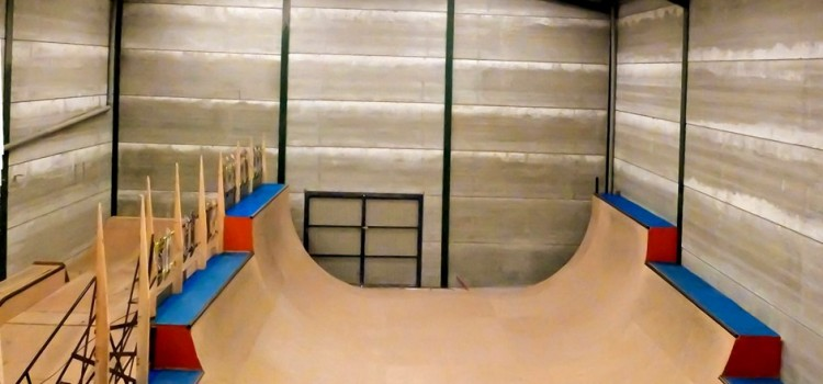 Skatepark Indoor South Park A-42