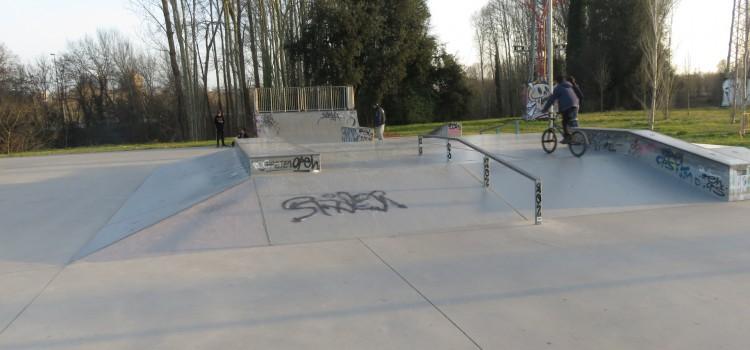 Skatepark de GIRONA