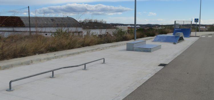 Skatepark de CHESTE