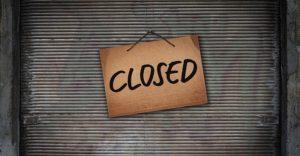 Closed-skateShop