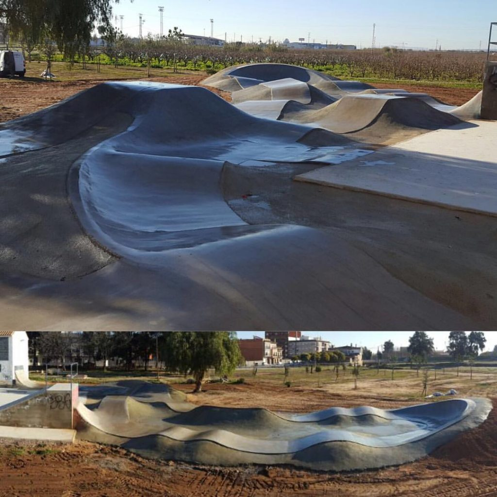 Pumptrack-alginet-skate-go