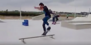 Rail-alginet-skatepark