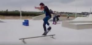 Rail-alginet-skatepark