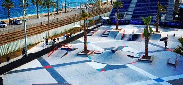 Skate-agora-Badalona-Barcelona