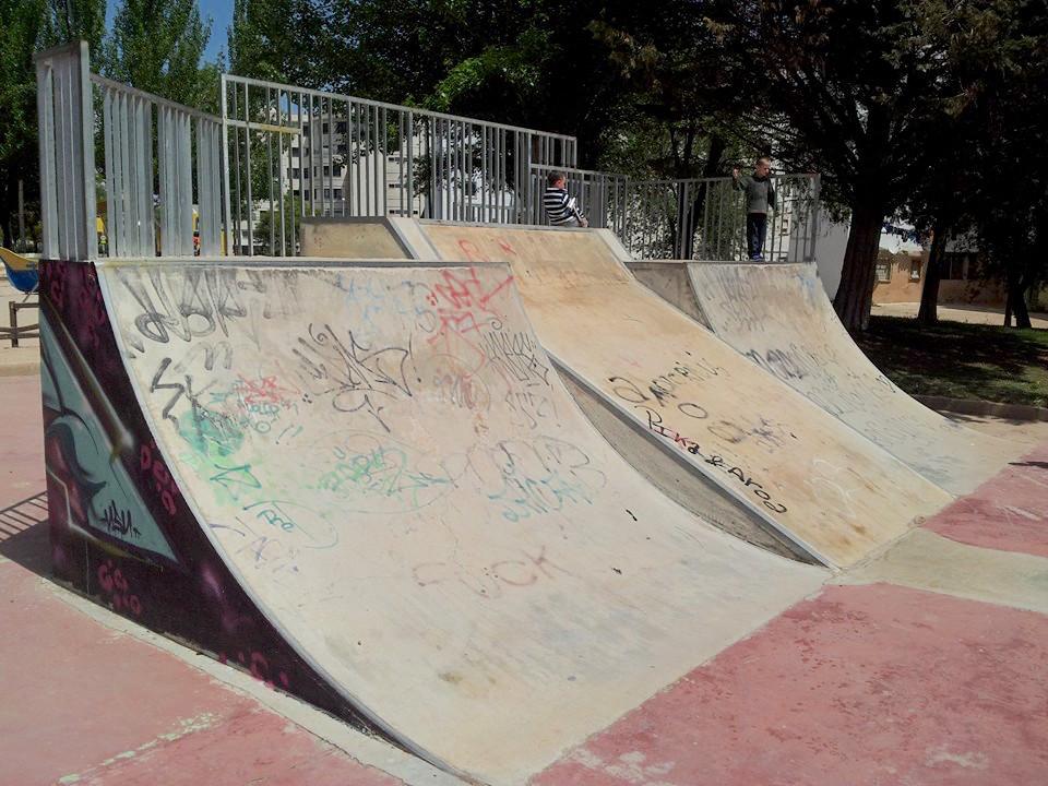 Skatepark-Albacete-Quarter-plano-inclinado