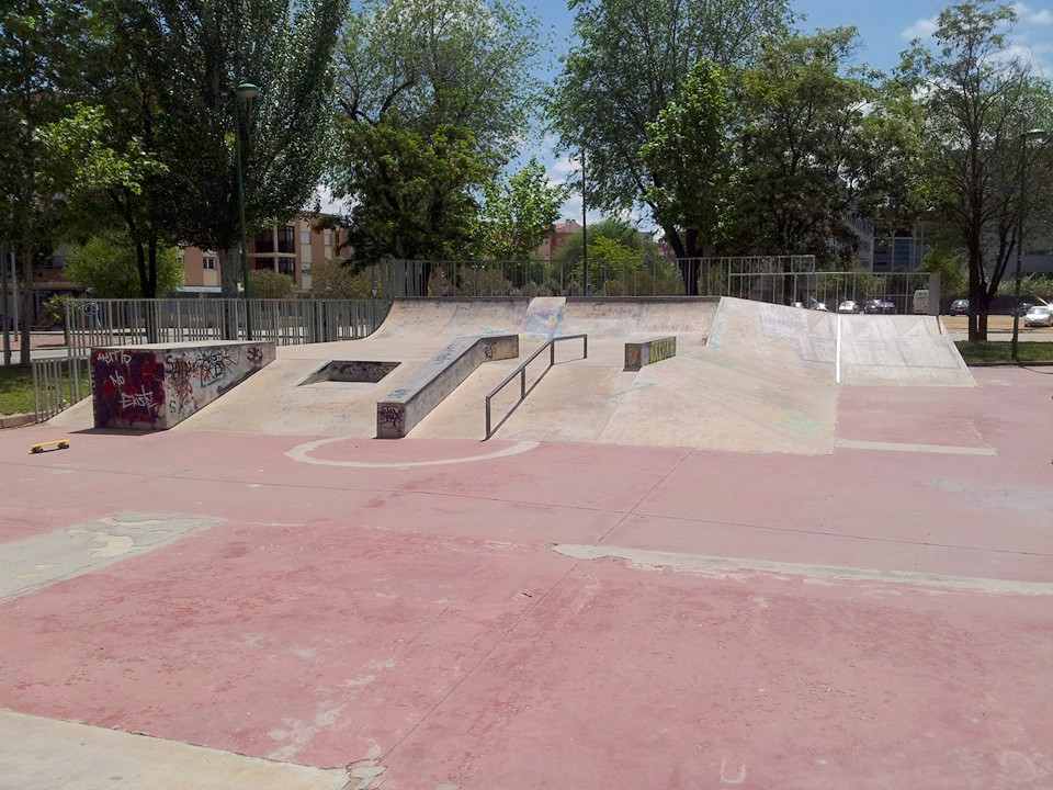 Skatepark-Albacete-vista-general-inferior