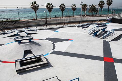 Skate-Agora-Barcelona-Badalona-skatepark-SLS-street-league