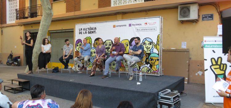 Compromís amb la Patineta –  Volem skateparks en condicions en València