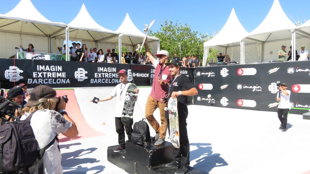 Podium-categoria-pro-barcelona-extreme-2016