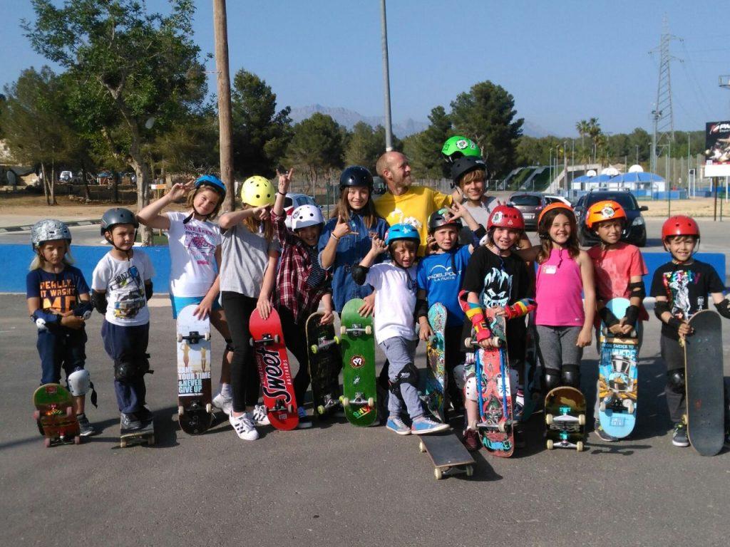 Pablo-sanchez-skate-crew-clases-skate-La-Nucia